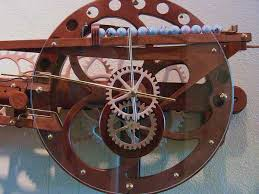 plans to build wooden clock movement plans pdf plans