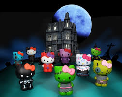 collecting toyz funko u0027s kitty halloween mystery minis u0026 5