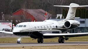 the gulfstream g650 for sale is a twin engine business jet