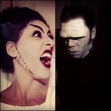 Halloween Costumes Bride Groom Bride Frankenstein Costume Tutorial