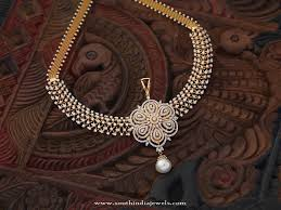 new necklace collection images New model diamond necklace necklace collections pinterest jpg