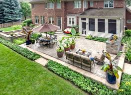 spring landscaping backyard landscaping ideas and plus outdoor landscape design ideas