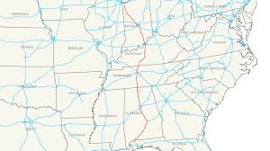 Map Of Nashville Tn Interstate 65 Wikipedia