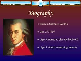 mozart biography brief wolfgang amadeus mozart biography born in salzburg austria