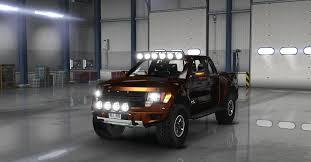 Ford Raptor Svt Truck - ford f150 svt raptor v1 1 2 for ats american truck simulator mod