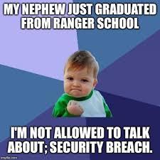 Ranger School Meme - y u no meme imgflip