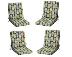 Patio Chair Cushions Set Of 4 Best Choice Products Patio Umbrella Stand Wicker