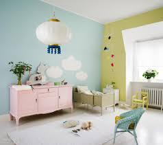 kids bedroom accent wall colors unique lighting fixtures stripe