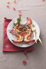 cuisiner le homard congelé recette de homard grillé au beurre de combava