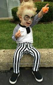 40 Awesome Homemade Kid Halloween 25 Funny Toddler Costumes Ideas Funny Toddler