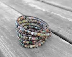 bracelet beaded images Beaded bracelets etsy jpg