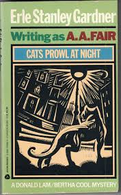 cats prowl at night erle stanley gardner 9780380709465 amazon
