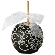 caramel apple boxes wholesale gourmet chocolate swirl caramel apples morkes chocolates