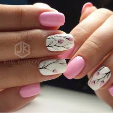 маникюр видео уроки art simple nail modele pt manichiura