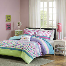 Owl Queen Comforter Set Girls Owl Bedding Ebay