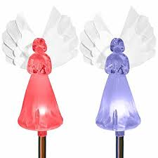 Christmas Cake Angel Decorations by Outdoor Christmas Angel Decorations Amazon Com