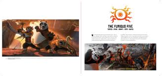 art kung fu panda 2 book tracey miller zarneke judi