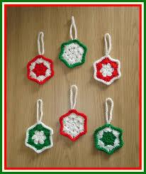 marianna u0027s lazy daisy days easy snowflake christmas decoration