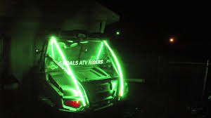 Led Whip Flags Whip It Wednesday Rzr Krazy Youtube