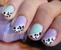 nail art leopard print designs image collections nail art designs