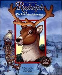 rudolph red nosed reindeer robert david wenzel