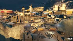 warzone maps halo 5 free dlc maps revealed see them here gamespot