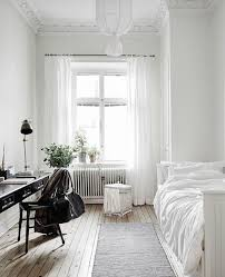 Grey And White Bedroom Curtains Ideas Attractive White Bedroom Curtains And Drapes For Bedrooms