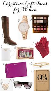 great gifts for women the best christmas gifts for women ashley brooke nicholas