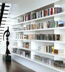 Wall Mounted Bookshelves Ikea - bookcase white shallow bookshelf shallow white bookcase small