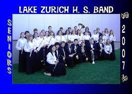 lake zurich hs band band alumni