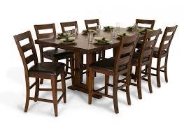 9 dining room set pretentious design bobs furniture dining room sets all dining room