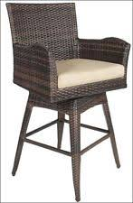 Outdoor Counter Height Bar Stools Outdoor Swivel Bar Stools Ebay