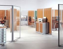 cloison bureau occasion separation bureau mobilier de bureau cloisons de sacparation