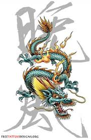 tattoo dragon water water tattoo designs clipart