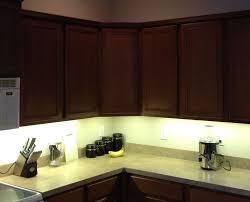 Hardwired Cabinet Lighting Cabinet Lighting Best Battery Powered Under Cabinet Lighting