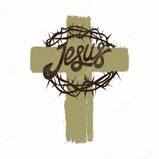 bible lettering christian art crown of thorns jesus u0027 cross