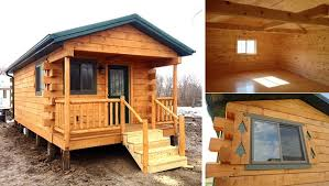 small cabin home a small cabin that can be placed on a piling foundation or a