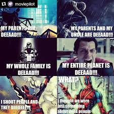 Funny Deadpool Memes - funny meme deadpool superheroes