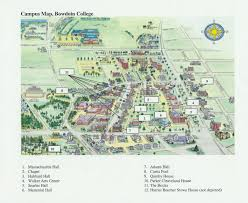 Iowa State Campus Map Bowdoin College Campus Map Image Gallery Hcpr