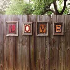 wooden fence panels in the garden fence creative ideas and