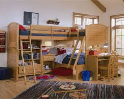 Plans For Building Triple Bunk Beds by Triple Bunk Beds For Kids U2014 Mygreenatl Bunk Beds