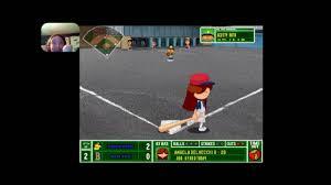 rage inducing derpy ai backyard baseball 2001 1 youtube