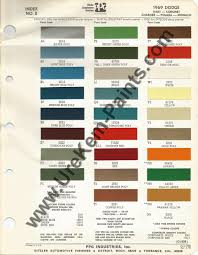 1969 dodge charger car paint colors urekem paints