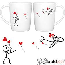 wedding gift hers uk boldloft no matter the his hers coffee mugs wedding