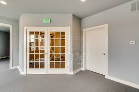 interior french glass doors 15 lite french clear glass primed 6 8 darpet doors windows