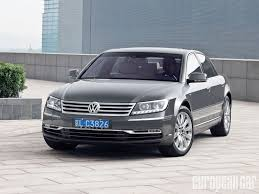 2004 volkswagen phaeton v8 long term test review update