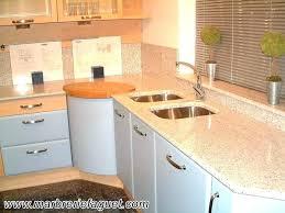 plan de travail de cuisine sur mesure plan de travail en marbre et plan travail en pour cuisine plan de