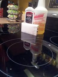 he best way to clean your glass stove top all you need is spray