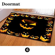4x6 Kitchen Rug Amazon Com Mumeson Halloween Scary Sounds Doormat Bath Mats Non