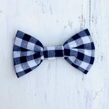 handmade bow handmade bow tie gingham black white by pup tart jaggalovesmonty